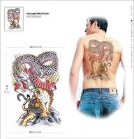 Smok Tatuaż Tymczasowy Niska Cena