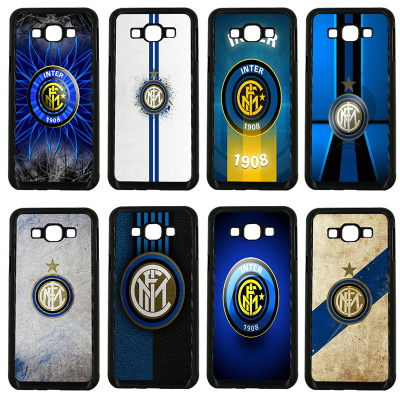 Inter Milan Italy Football Club Logo Cell Phone Cases Hard Cover for Samsung Galaxy J1 J2 J3 J5 J7 2015 2016 2017 ON Prime Shell