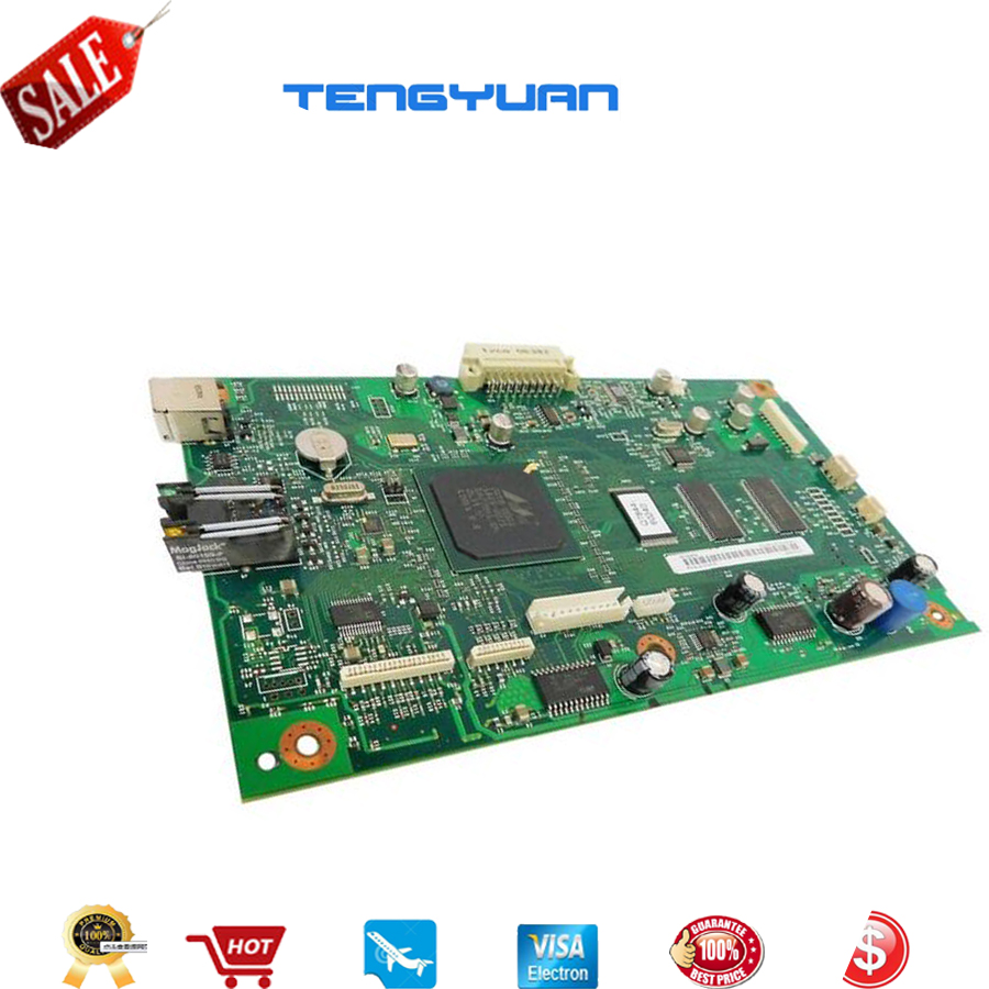 Free shipping 100% tested for HP3055N Formatter Board Q7529-60002 printer parts on sale