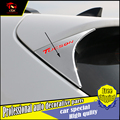 2 PCS Estilo Do Carro ABS Chrome Janela Indiscreta Side Asa Adesivo Cobrir Para Hyundai TUCSON 2015 2016 Exterior Acessórios de Decoração