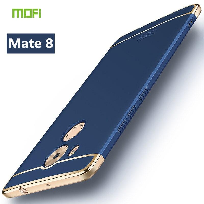 Для Huawei Коврики 8 чехол Coque Роскошные Оригинал MOFI 3 в 1 предмет жесткий Защитный чехол задняя крышка для Huawei Коврики 8 Телефонные чехлы