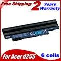 5200 mAh bateria para Acer Aspire One D255 522 722 AOD255 AOD260 D255E D257 D260 D270 AL10A31 AL10B31 AL10G31
