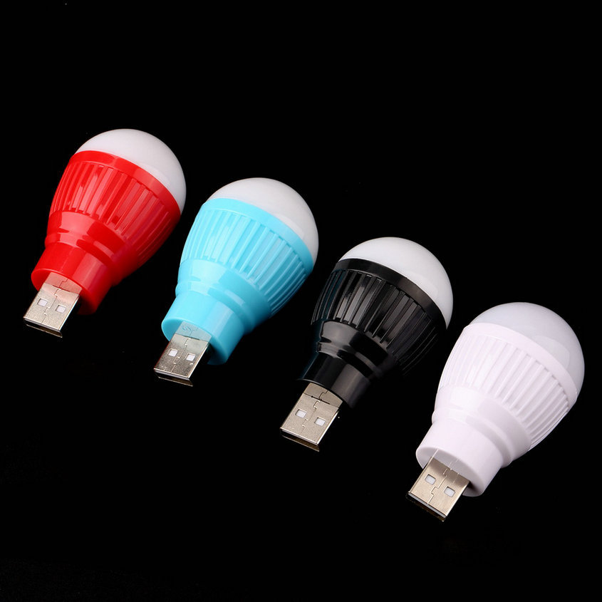 Security & Protection Strong-Willed Portable Mini Usb Led Light Lamp Bulb For Computer Laptop Pc Desk Reading Hot New