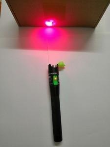 O envio gratuito de fibra óptica laserpen vfl testador cabo quebrar detector localizador visual falha