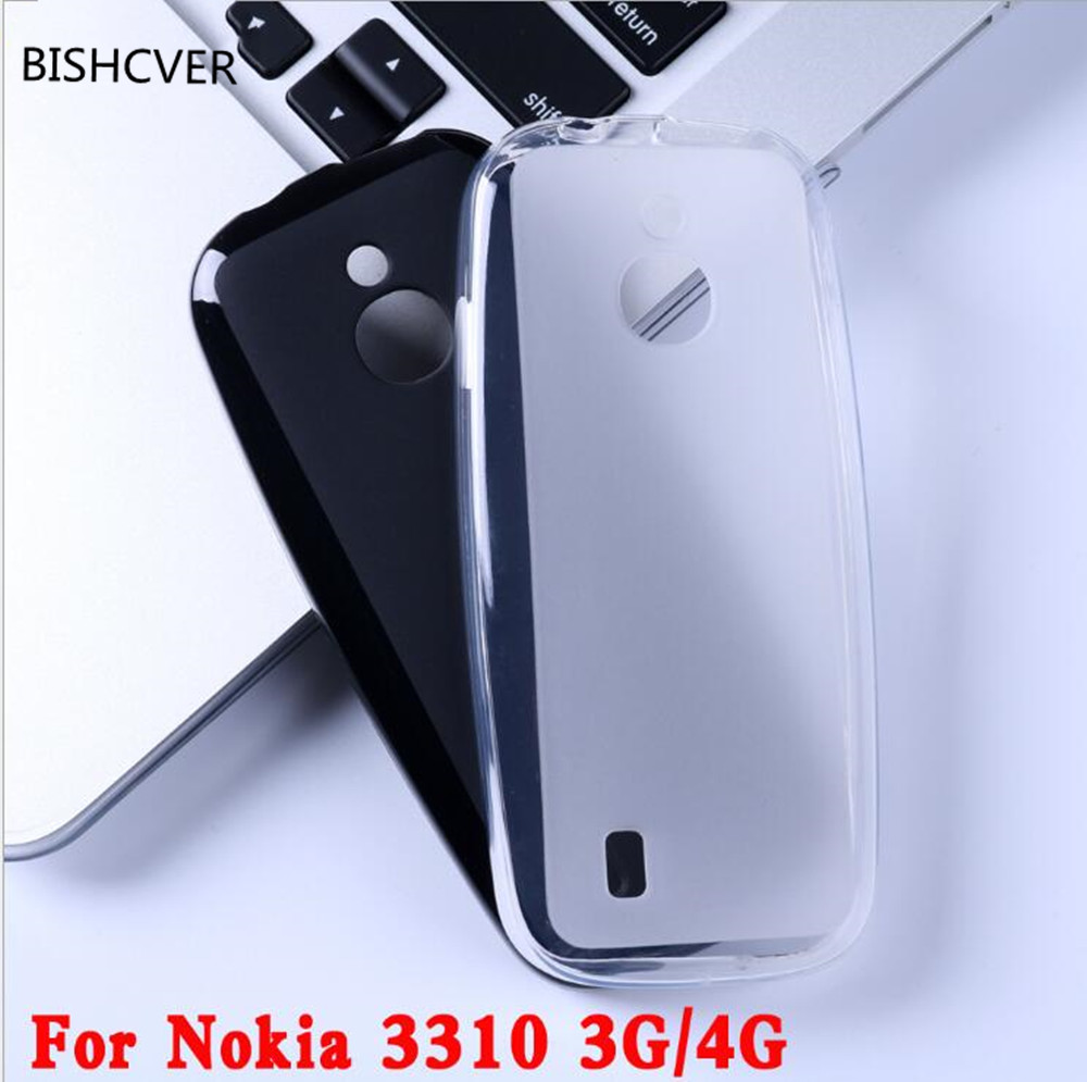 Soft <font><b>Case</b></font> for <font><b>Nokia</b></font> <font><b>3310</b></font> <font><b>3G</b></font> TA-1022 TPU <font><b>Case</b></font> for <font><b>Nokia</b></font> <font><b>3310</b></font> 4G 2018 Pudding Anti Skid for <font><b>Nokia</b></font> <font><b>3310</b></font> 2017 Silicone Back Cover image