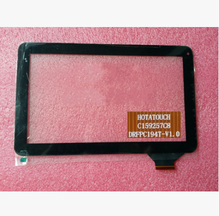 New 10.1 inch tablet capacitive touch screen HOTATOUCH C159257C8 DRFPC194T-V1.0 free shipping