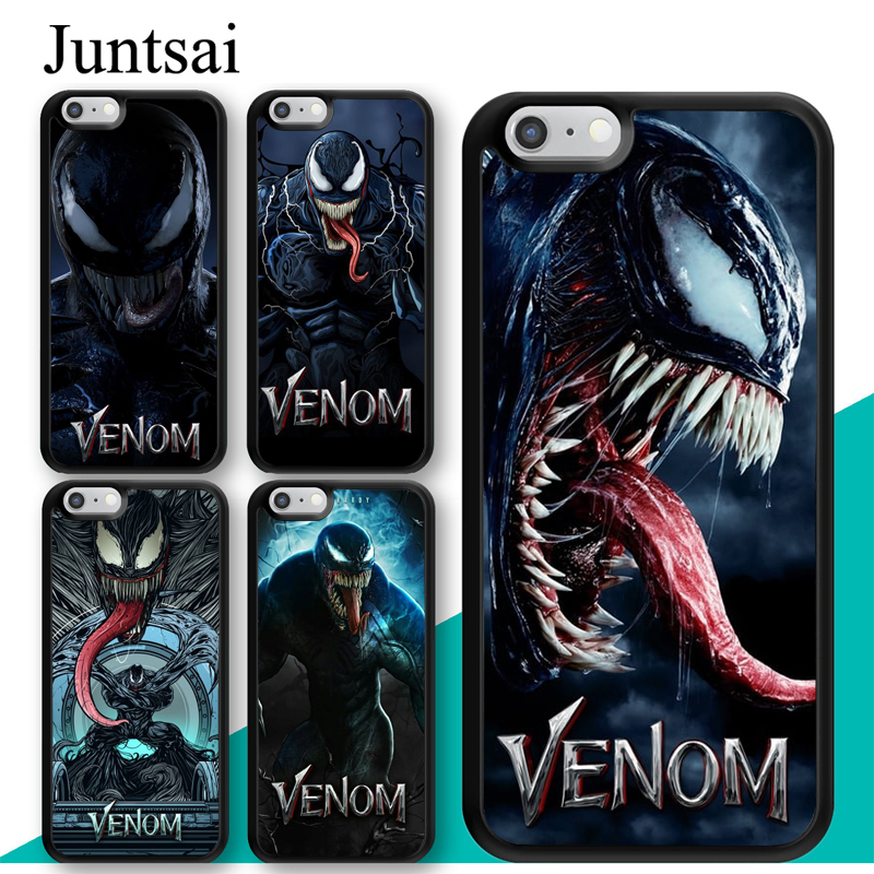 new concept 428bd 6f95f Pk Bazaar for apple iphone juntsai venom 2018 movie tom hardy poster ...