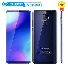 Cubot X18 Artı Android 8.0 18:9 5.99 '2160*1080 FHD + Tam Ekran MT6750T Octa Çekirdekli 4 GB RAM 64 GB ROM Telefon 4000 mAh 16MP...