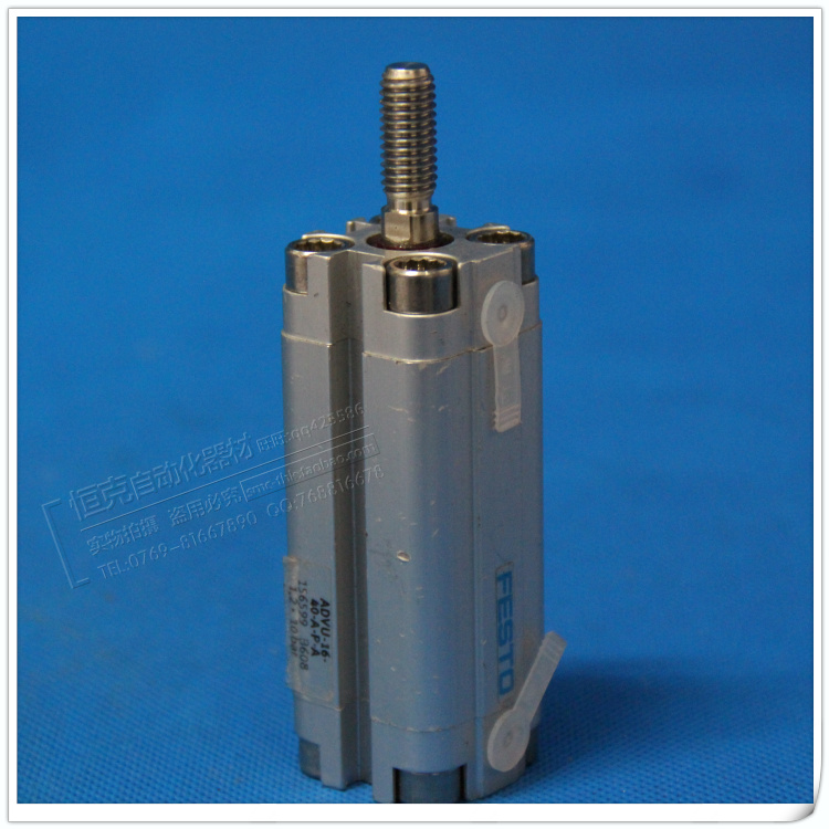 New original  FESTO  Cylinder  ADVU16-40-P-A new original cylinder mxq8 75a