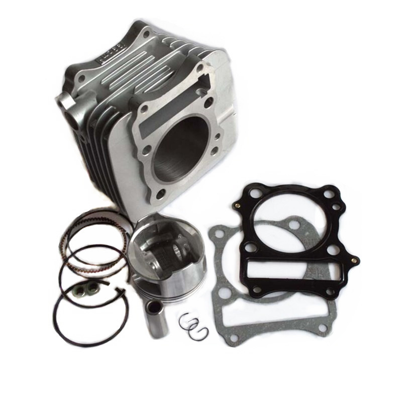 Motorcycle Engine Parts For SUZUKI DR200 SE DF200 1996-2009 VANVAN200 VAN VAN 200 , air cylinder block & piston kit & gasket kit jiangdong engine parts for tractor the set of fuel pump repair kit for engine jd495