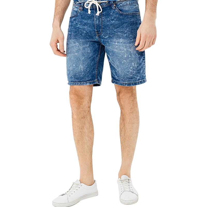 Casual Shorts MODIS M181D00267 men cotton shorts for male TmallFS lace up front shorts