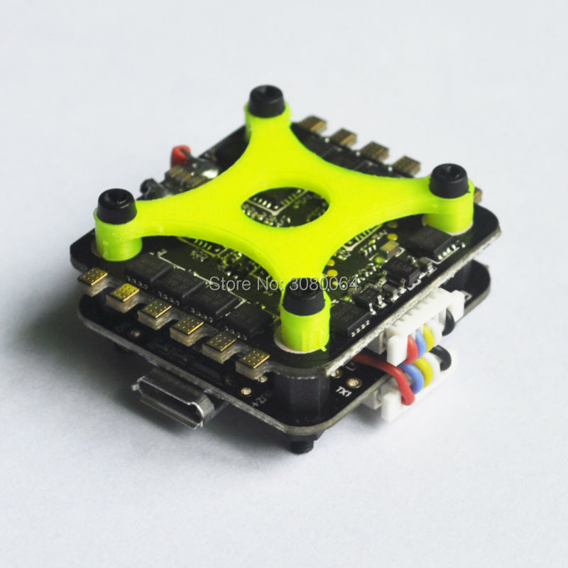 4 in 1 Mini F3 OSD Flight controller tower Integrated Flytower BLHeli ESC Built-in 5V 1A output BEC f3 tower mini f3 osd omnibus flight control tower