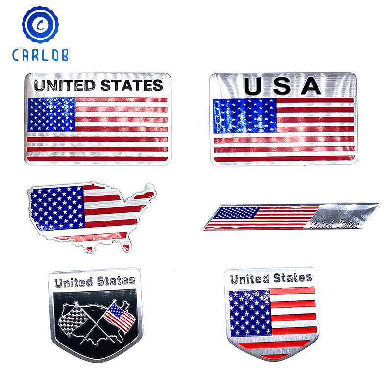 US $0.81 51% OFF CARLOB Car Accessories Motorcycle Decal United States on midwestern usa map, auto usa map, american flag usa map, license plate usa map, hitchhiking usa map, palm tree usa map, ski usa map,
