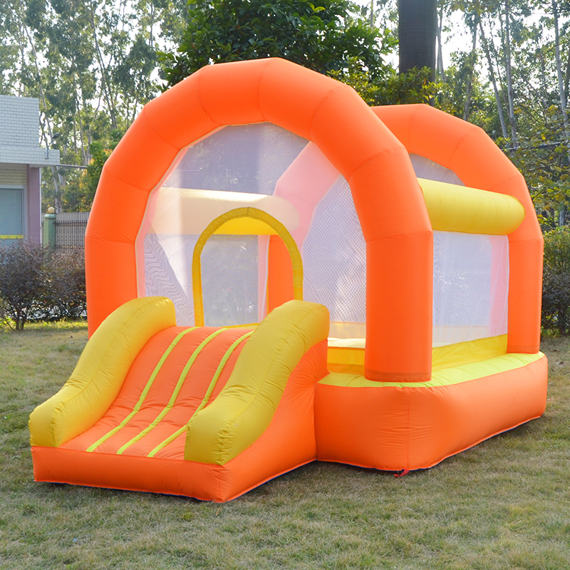 YARD Inflatable Bouncers Kids Bouncy Castle Outdoor Inflatable Bounce House Children Party Toys