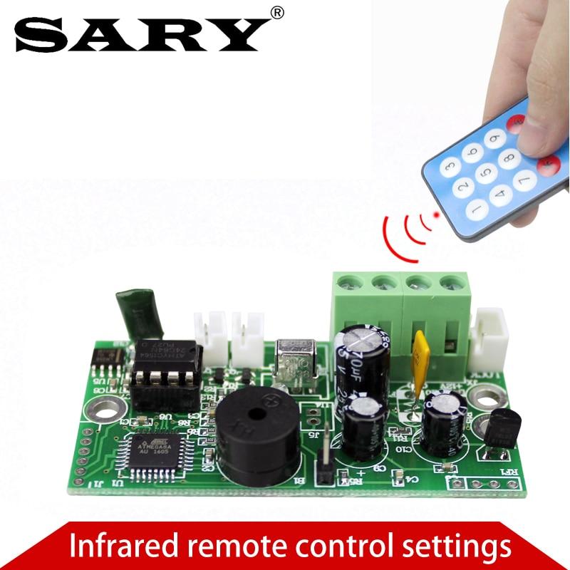 Image 3 - EMID Access Control Board 125KHZ RFID Embedded control board DC12V Normally closed control board-in Access Control Accessories from Security & Protection