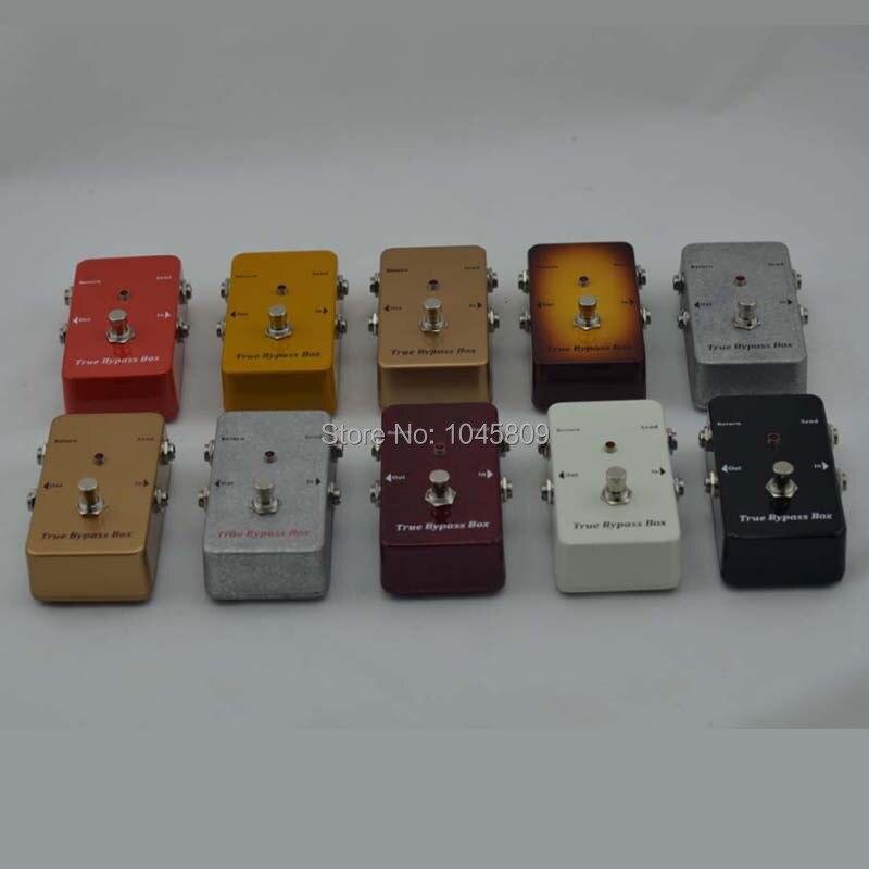True-Bypass Looper Pedal de efecto Pedal de efecto de guitarra Looper - Instrumentos musicales - foto 4