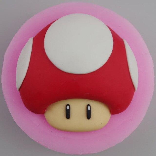 W 320 Free Shipping Mario Stepped on the Mushroom Series Handmade