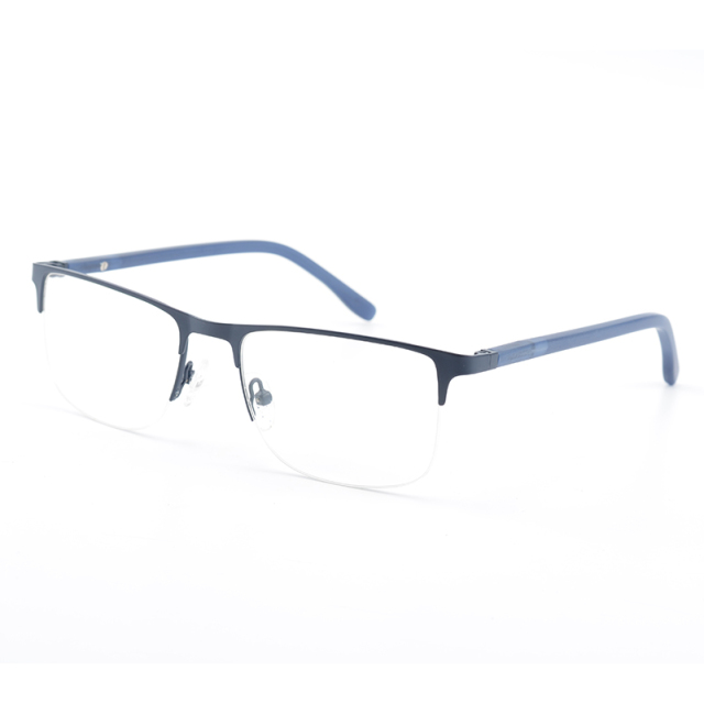 Blue One Best Design Metal Optical Retro Frame for Eyeglasses Frames ...