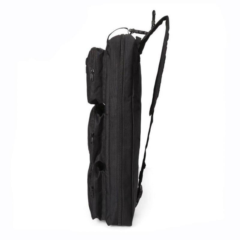 saco de caça molle 65cm caso rifle