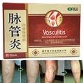 18 pcs Curar Varizes Tratamento À Base de Plantas Remendo Vasculite Solução Natural Chinês Mai Guan Yan Porões Ácido Coceira