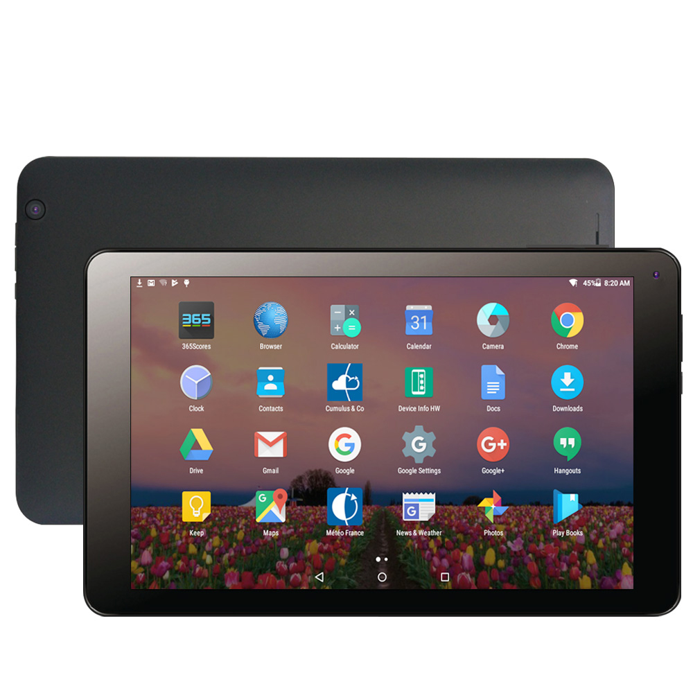 New 10 Inch Original Design Android 5.1 Tablet Pc Quad Core 1024*600 HD LCD Screen WiFi Tablets Support Extend TF Card 7 8