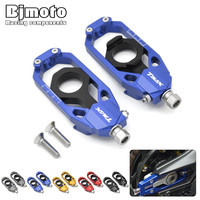 BJMOTO New CNC Motorcycle Chain Adjusters Tensioners Catena For Yamaha Tmax T MAX T Max 530