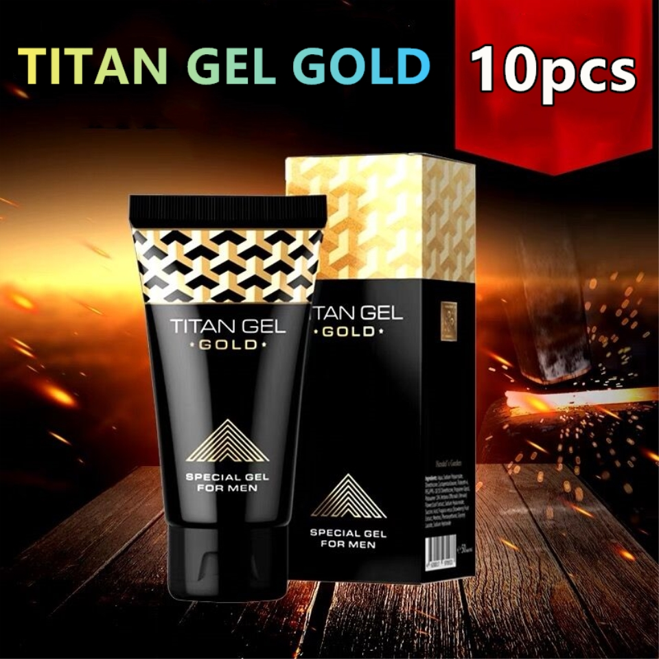 10pcs-original-font-b-titan-b-font-gel-gold-russian-penis-enlargement-cream-oil-male-intim-lubricant-for-sex-time-delay-premature-ejaculation