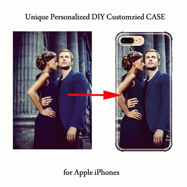 case DIY custom Cover soft tpu gel