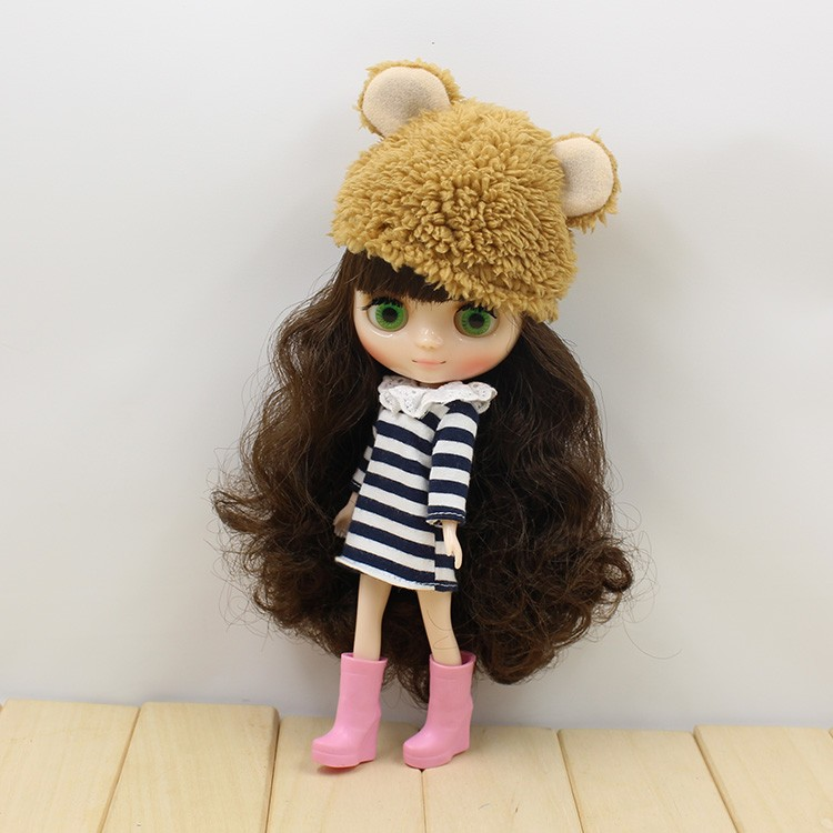 Middie Blythe Doll Outfit With Hat 5