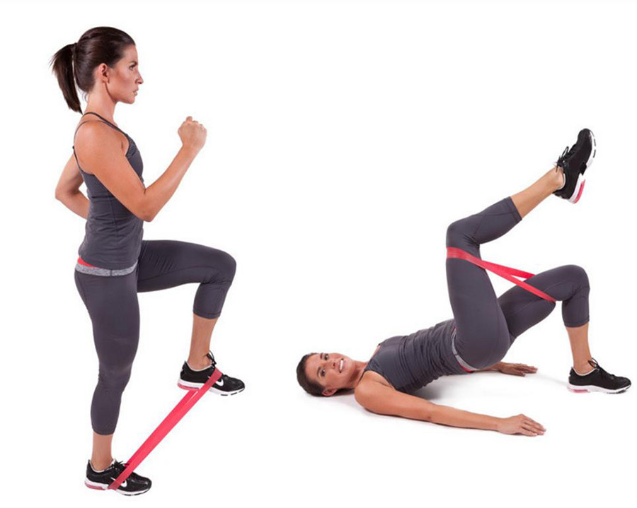 Fitness Resistance and Exercise Bands 3