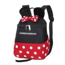 Cartoon Minnie School Bags For Girls Children s School Backpacks Boys Bags Kids Satchel Kindergarten Bag