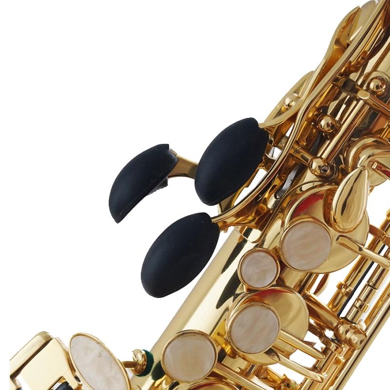 ZH Sax Side Key Pad Finger Support Soprano Alto Tenor Sax General Purpose
