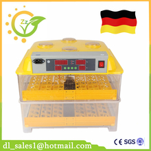 Full Automatic Temperature Display Mini Poultry 96 Egg Incubator Chicken Egg Hatching Machine