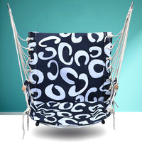 High quality leisure hanging chair Single Child Adult Indoor swing hanging chair Hammock