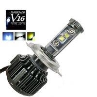 H4 LED Car Headlights 40W 4000LM Lights 3000K 4300k 8000k 48V Accessories H8/H9/H11 9005/HB3/H10 /HB2/9003