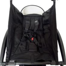 Original Baby Stroller Accessories 175 Cushion Seat Brethable Cloth Linen Material For Yoya Yoyo Babyzen Babythrone