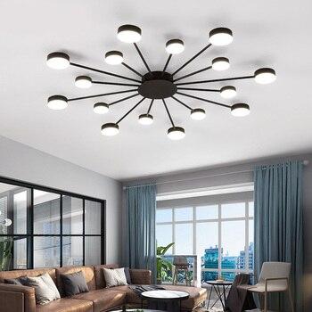 round ceiling light living room restaurant bedroom ceiling lamps ultra-thin led ceiling lighting ceiling lamps suspension lumina
