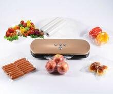 7cm x 12cm 50PCS  KitchenBoss PE Vacuum Food Saving Storage Bags Sealing Sealer Packaging Film Keeps Fresh up to 6x Longer