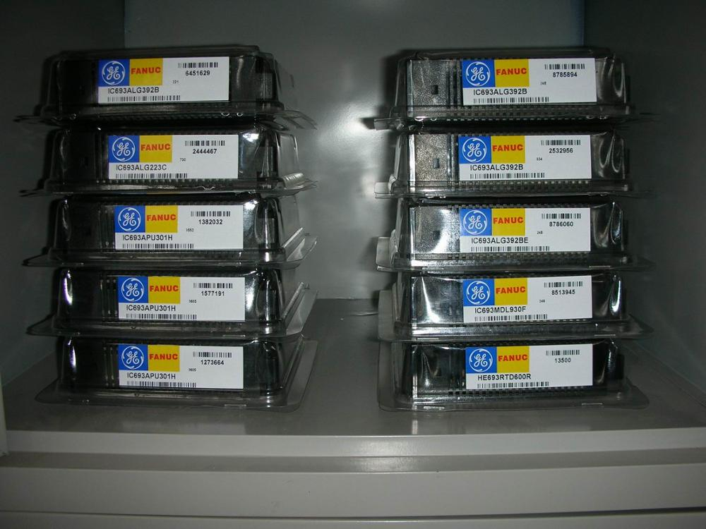 1 PC en caja de GE FANUC IC693ALG392