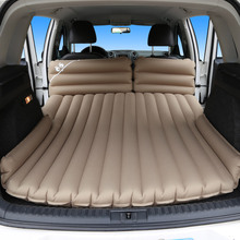 6/4 175*130*10cm Car Travel Bed Camping Portable Waterproof Mattress Inflatable  Colchon Inflable Para Auto
