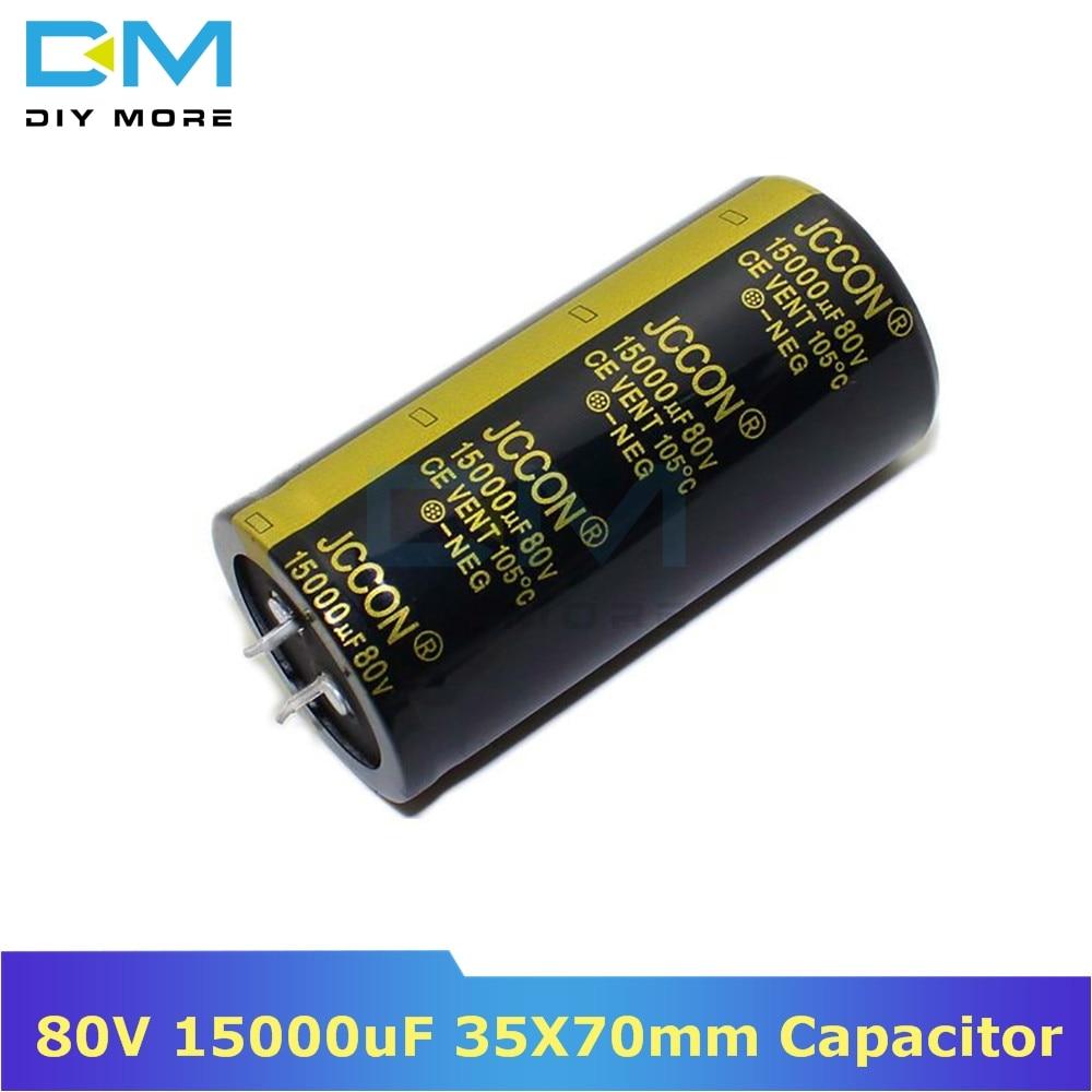 63V 6800uf//10000uf//12000uf//15000uf//22000uf 2Pins Electrolytic Audio Capacitor