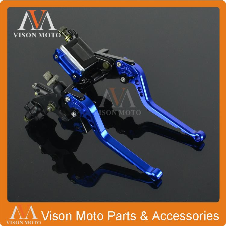 CNC Brake Lever Master Cylinder + Cable Clutch Perch For Yamaha Street Bike motorcycle 7/8 22MM cnc universal motorcycle brake clutch lever master cylinder for sport bike street bike scooter dirt bike with 7 8 22mm