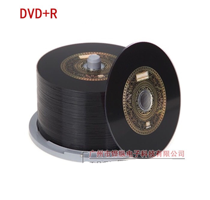 Wholesale 50 Discs 100 Authentic Blank 4 7 GB 16X DVD R Gold Black Discs