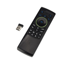 Reliable 2.4G Wireless Remote Control Keyboard Air Mouse For XBMC Android TV Box RF rotate in 360 degree