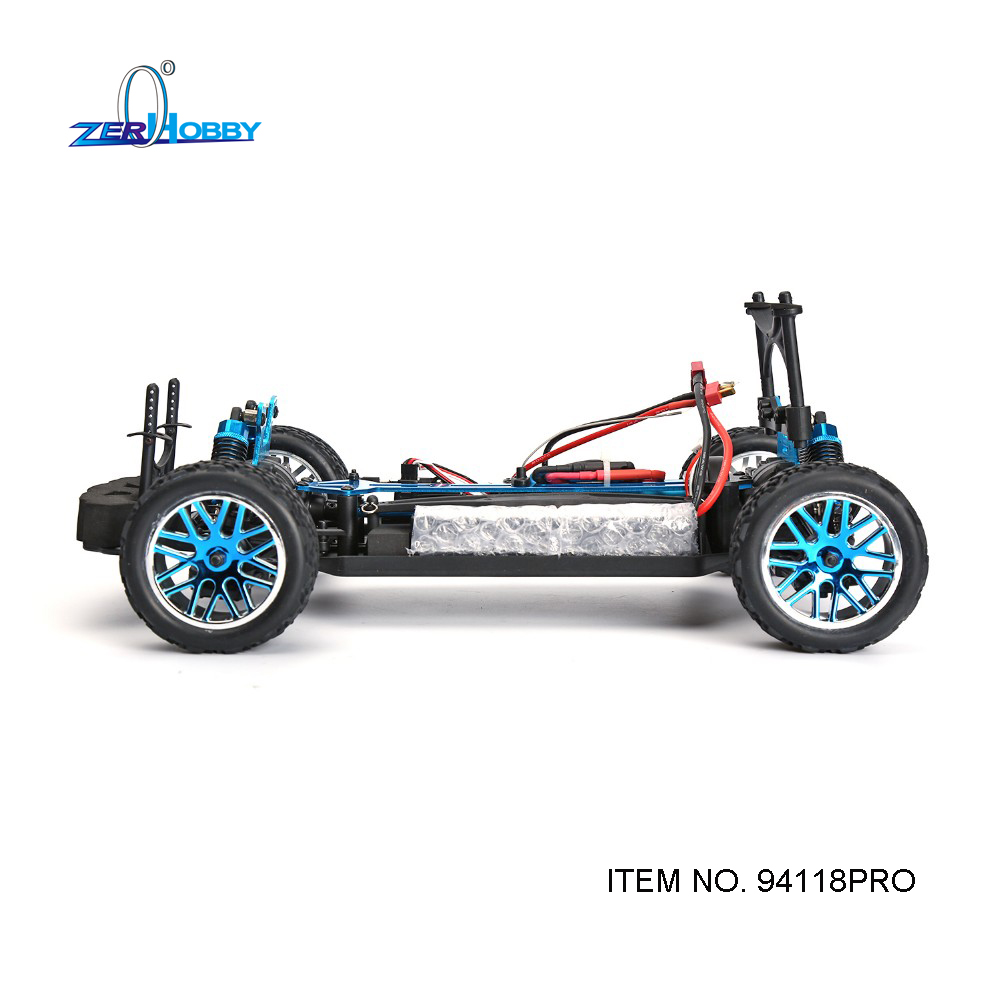 HSP Rc Car 94118 & 94118PRO 1/10 Scale 4wd Electric Power Sport Rally Racing Car High Speed Remote Control Car Brushless 70KM/H