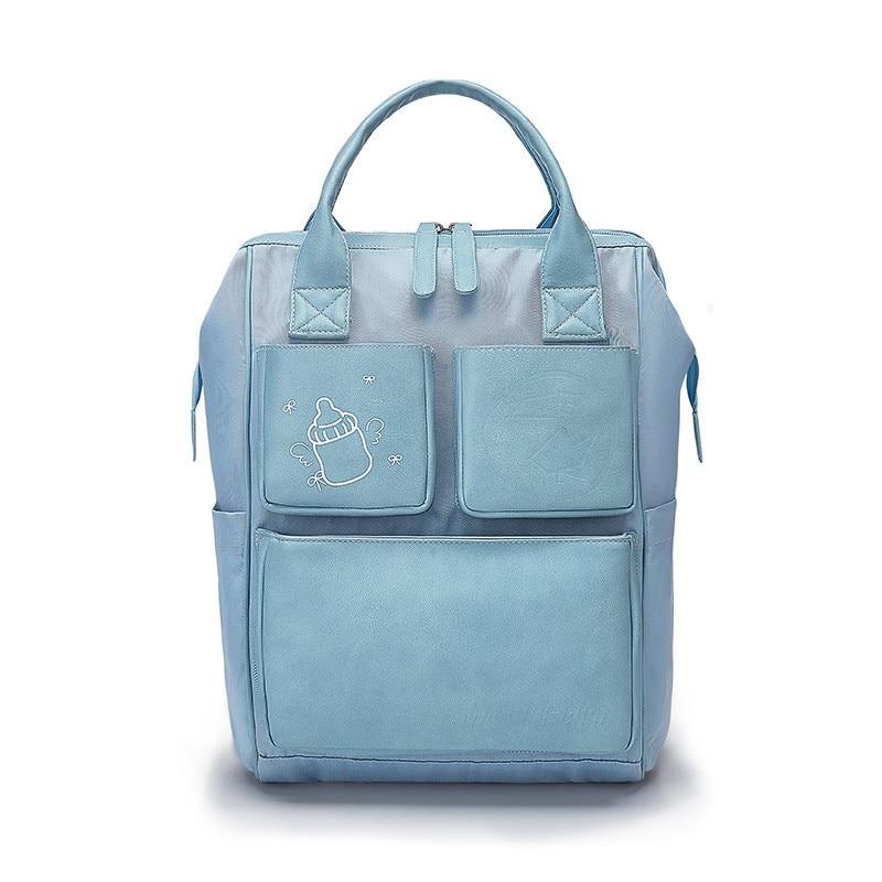 Family Travel Bag Backpack Mother Wet Shoulder Bags Baby Items Organizer Infant Stroller Bag For Kids Nappie for Baby Diaper for baby items organizer family travel bag