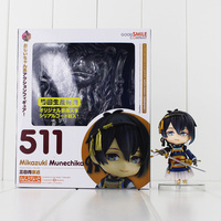 Touken Ranbu Online Good smile face changable 511# Mikazuki Munechika Nendoroid PVC Action Figure Collectible Model Toy