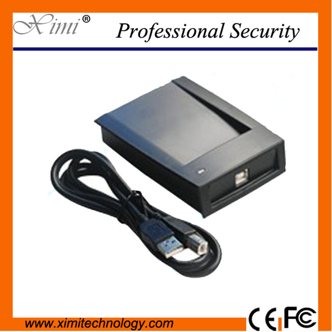 Hot cheap high quality proximity ID card reader USB EM RFID card reader 125KHZ smart card reader for access control hot selling em id card reader usb 125khz rfid card reader