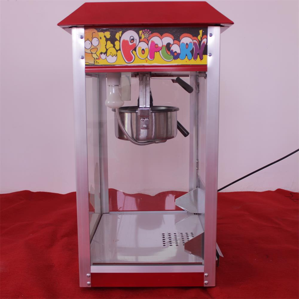 High Quality Commercial Kettle Popcorn Machine Popcorn Popper machine Table Top Popcorn Machine 110v 220v commercial red popcorn machine commercial 8oz popcorn popcorn machine commercial popcorn machine