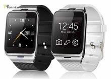 2016 New Waterproof GV18 Fashion Smart watch Support GSM NFC Camera wrist SIM card Smartwatch for Samsung iPhone xiaomi meizu